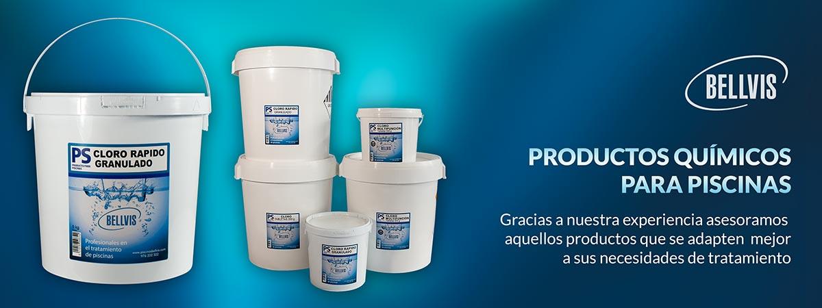 Productos de limpieza y mantenimiento de piscinas en for Productos para piscinas