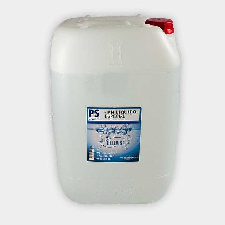 PH líquido