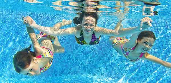 Si tu familia es importante, el agua de tu piscina también